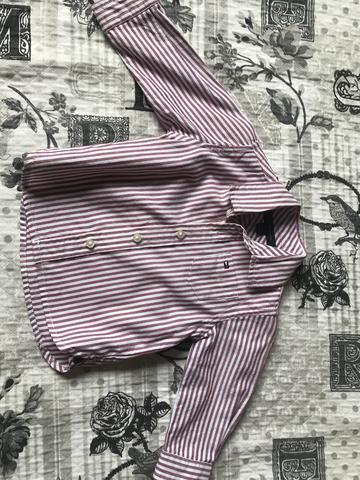 Camisa Tommy Hilfiger de Bebe