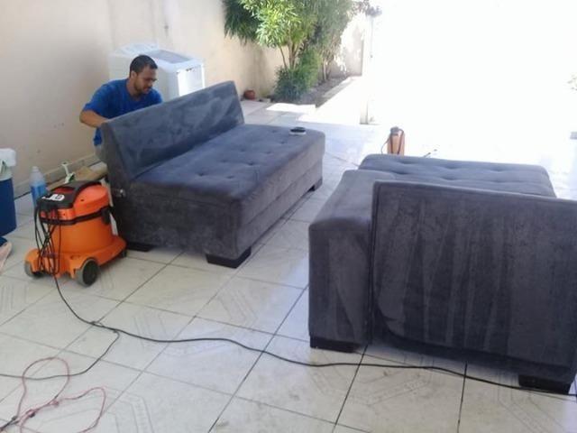 Ligue para 992152542 ou 991832300 limpeza e higienização a seco