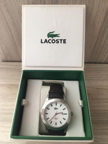 Vendo Relógio Lacoste