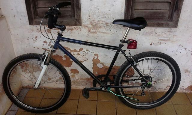 Vendo essa bike