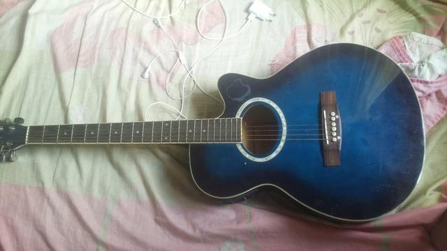 Troco violão em um ps3