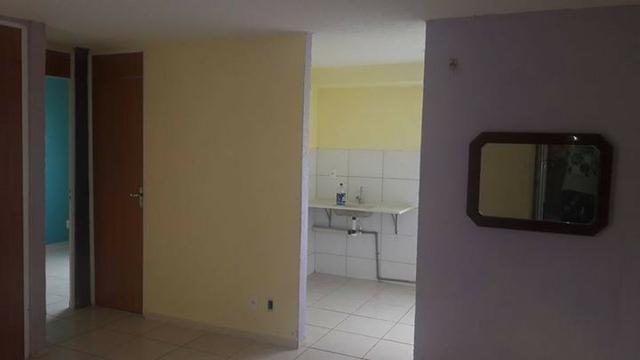 Apartamento no viver melhor 2°etapa com 2 dormitórios em perfeito estado