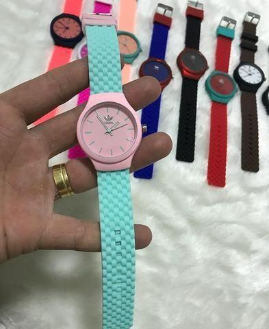 Relógios adidas gshock invicta