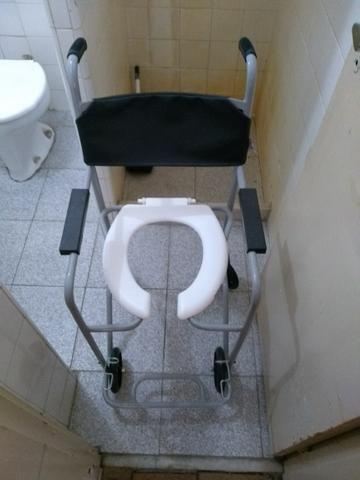Cadeira higienica