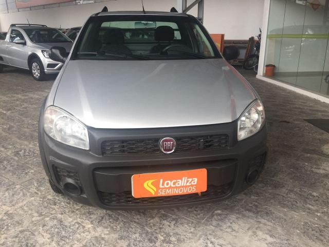 FIAT STRADA 2017/2017 1.4 MPI HARD WORKING CS 8V FLEX 2P MANUAL