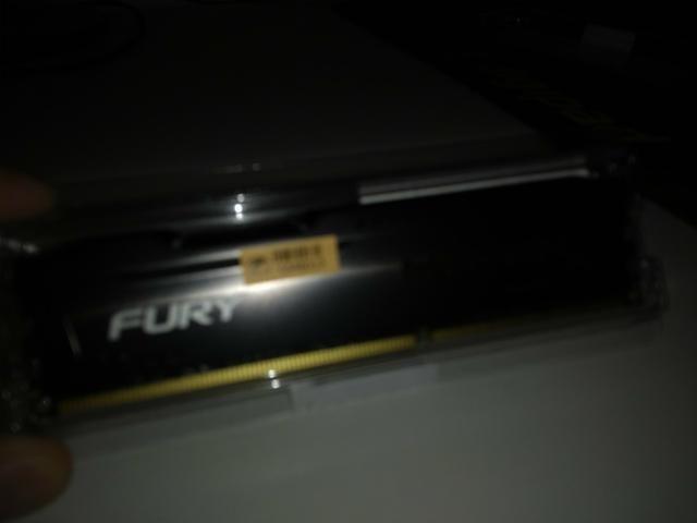 Memória Ram HyperX 8GB 1866 mhz