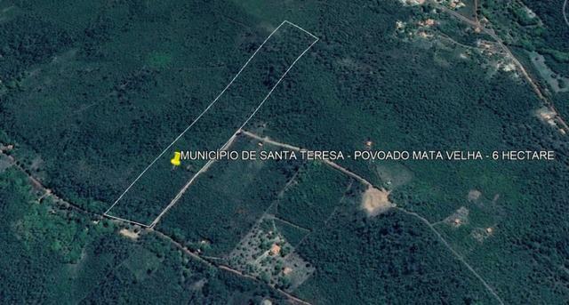 Terreno em Santa Teresa - Povoado Mata Velha