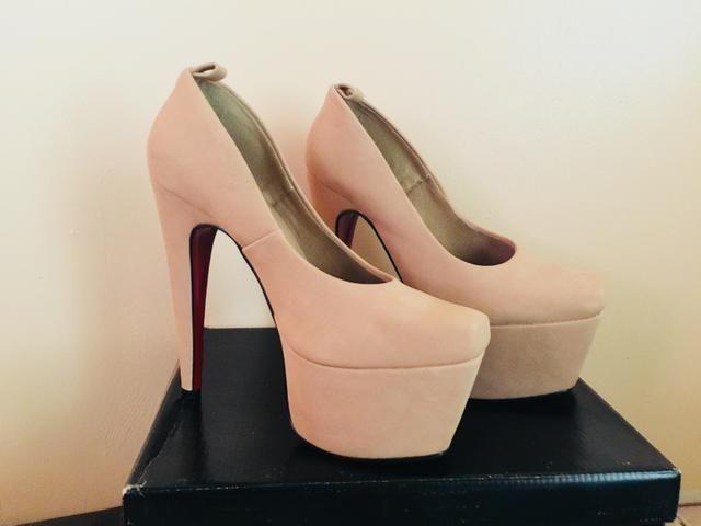 Sapatos n 36 zoe