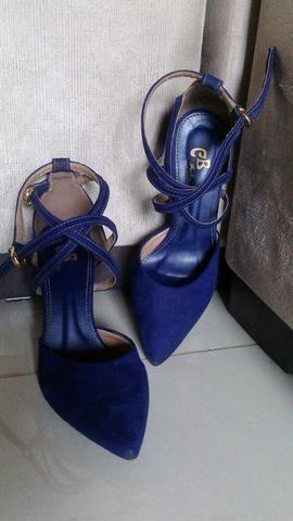 Sapato Couro belo