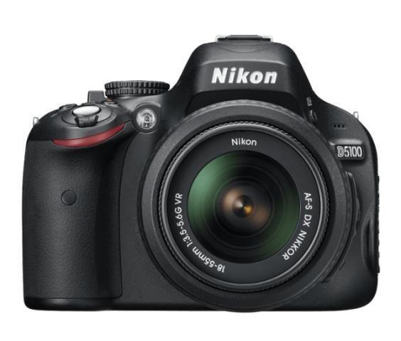 Câmera Nikon D5100 16.2 Mpx