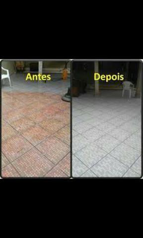 Limpeza pos obra e Manutenção de pisos