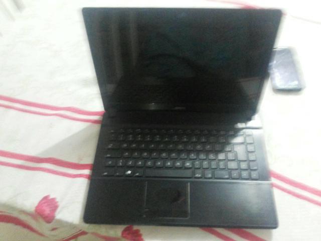 Notebook core i3 r$699 ac tv