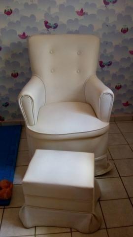 Cadeira de amamentação de balanço