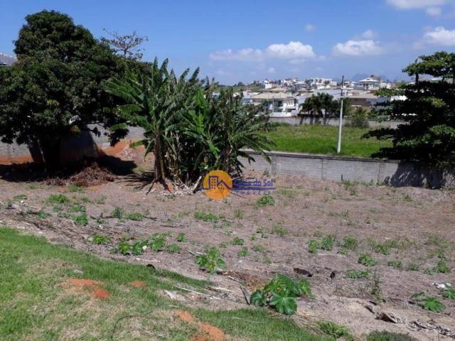 Terreno residencial à venda, garden hill, macaé/rj - Foto 9