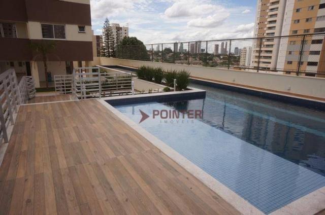Apartamento 2 quartos sendo 1 suite 57 m² setor vila maria josé - goiânia-go. - Foto 6