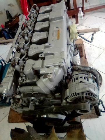 Motor MWM X12 Eletrônico 6 Cilindros Turbo,Eixo Virabrequim STD - Foto 2