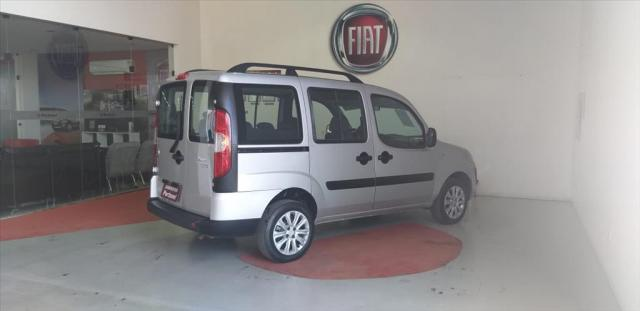 FIAT DOBLÒ 1.8 MPI ESSENCE 7L 16V FLEX 4P MANUAL - Foto 2