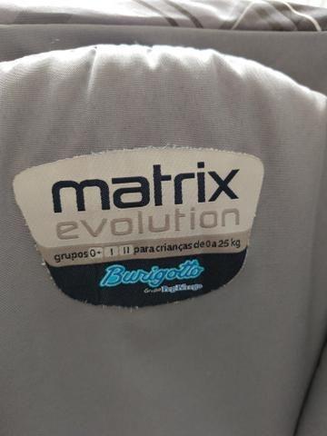 Cadeirinha Burigotto Matrix Evolution - Foto 4