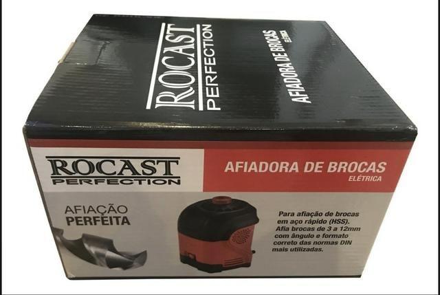 Afiador de broca 3 a 12mm Rocast - Foto 3