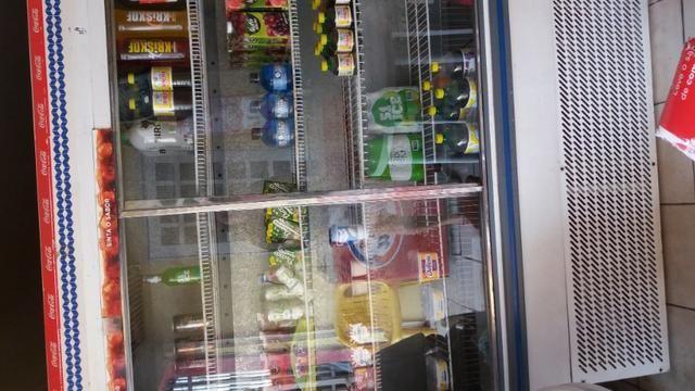 Vendo um balcao refrigerado 2 portas de correr - Foto 3