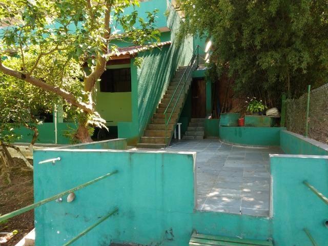 Casa na beira do Rio Paraíba do Sul