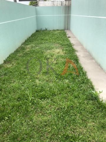 Casa de esquina 01 dormitório com preparação para ático em curitiba é na oka imóveis - Foto 17