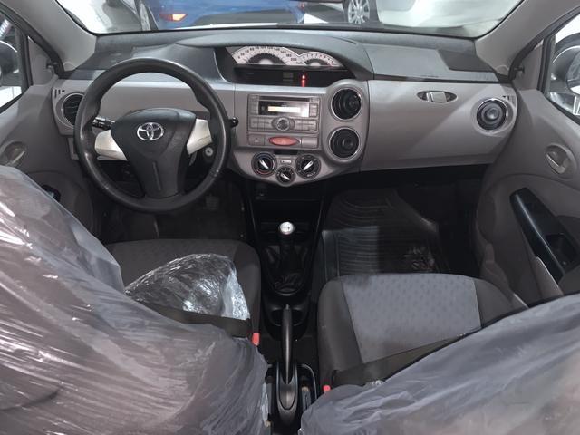 Toyota Etios XLS 1.5 ano 2013 é na KM Automóveis Belém - Foto 6