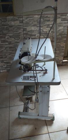 Máquina Zig Zag industrial