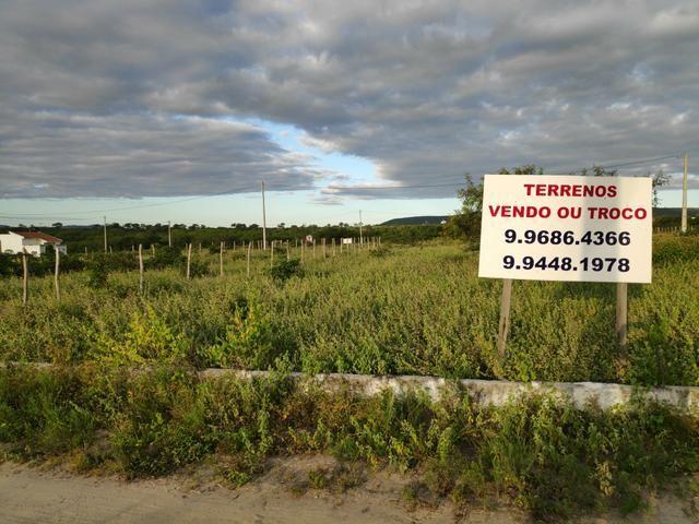 Oportunidade Vendo / Troco Vários Terrenos em Encruzilhada de São João - Foto 4
