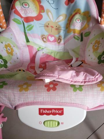Cadeira Vibratória Fisher Price - Foto 2
