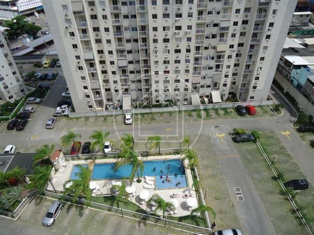 Apartamento à venda com 3 dormitórios em Engenho de dentro, Rio de janeiro cod:848341 - Foto 2
