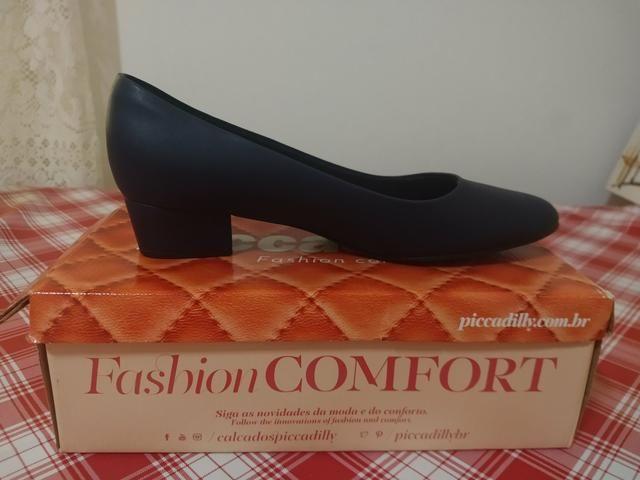 460a652b0 Sapato Social Feminino - Marca Piccadilly - Roupas e calçados - Vila ...