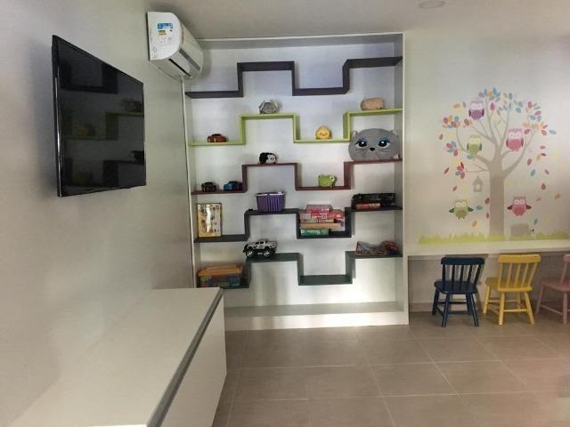 Ponta Verde, 69 m², 03 Quartos, Nascente e área de lazer completa - Foto 17