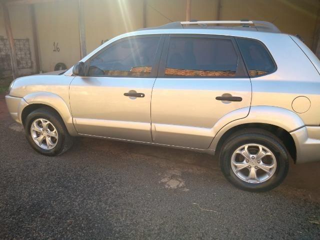 Hyundai Tucson Gl Automática Prata - Foto 15