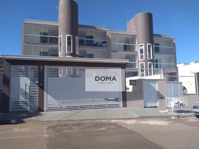 Apartamento com 2 dormitórios à venda, 60 m² por r$ 210.000 - jardim boer i - americana/sp