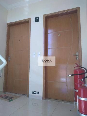 Apartamento com 2 dormitórios à venda, 60 m² por r$ 210.000 - jardim boer i - americana/sp - Foto 5