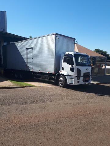 Vendo ford cargo 2423 - Foto 8