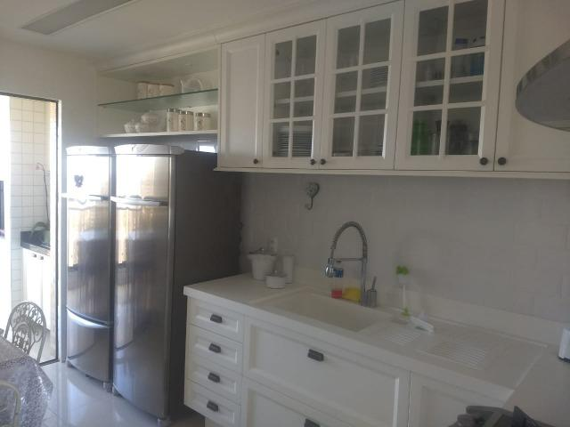 Excelente apartamento; 3 suites; Guararapes ; 3 vagas; 169,5 M² de área privativa; Lazer - Foto 12