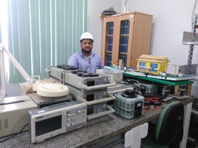 Técnico em Eletroeletrônica / Eletricista de redes e distribuição