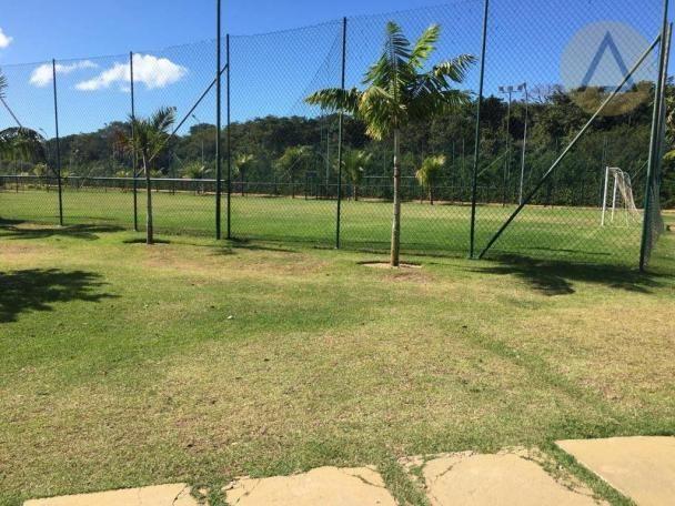 Terreno à venda, 375 m² por r$ 115.000 - condomínio alphaville rio costa do sol - rio das  - Foto 13