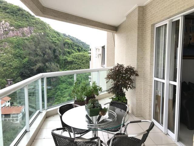 Murano Imobiliária aluga apartamento de 3 quartos mobiliado na Praia da Costa, Vila Velha  - Foto 17