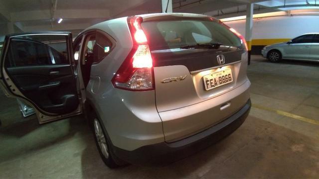 Honda cr-v - Crv - suv - dvd - pneus novos - vender rapido ipva quitado 57 mil - Foto 6