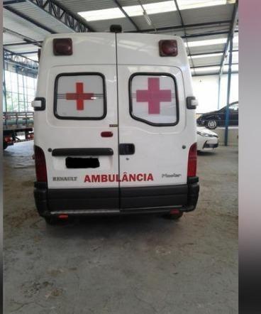 Ambulancia renault master 2004 - Foto 2