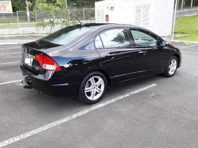 Honda New Civic EXS Automático -Top de Linha - Ano 2009! - Foto 14