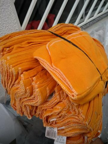 Flanela Limpeza Amarela 460 unidades - Foto 3