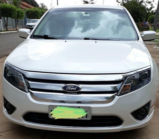Ford Fusion 2.5 SEL 2012 Branco perola