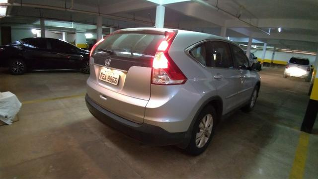 Honda cr-v - Crv - suv - dvd - pneus novos - vender rapido ipva quitado 57 mil - Foto 5