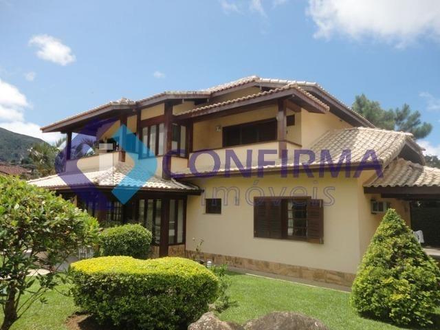 Ref. 508 - Casa Condomínio 4Qtºs - Alto - Teresópolis/RJ - Foto 2