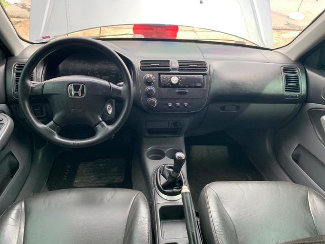 Civic 1.7 LXL (top de linha) - Foto 10