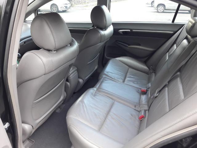 Honda New Civic EXS Automático -Top de Linha - Ano 2009! - Foto 7